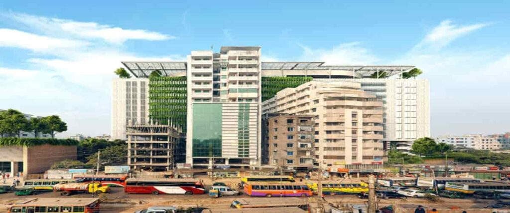 Brac Private University in Bangladesh